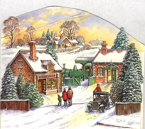 Christmas Card / by Stephen Rees on Flickr